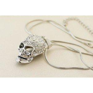 collier-18k-pendentif-tete-de-mort-et-cristal