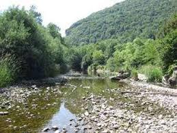 rivière à sec